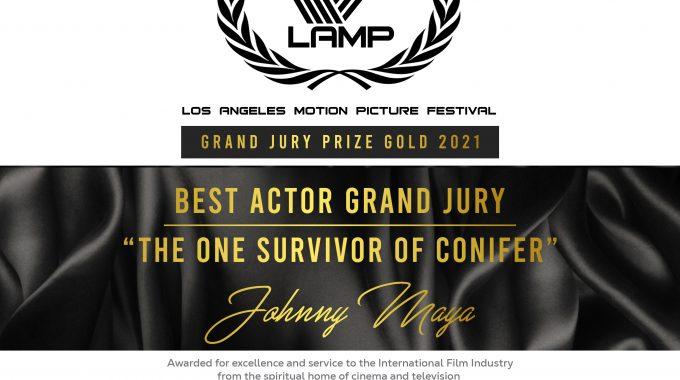 Johnny Maya: Award Winning Actor